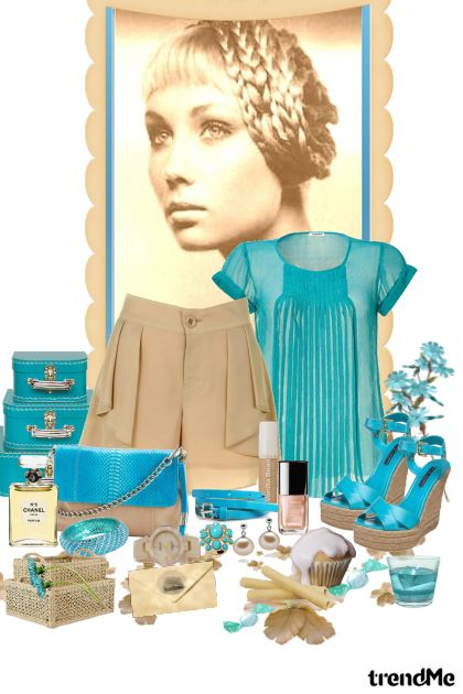 Nyra from collection Spring/Summer 2012 by heartafloat