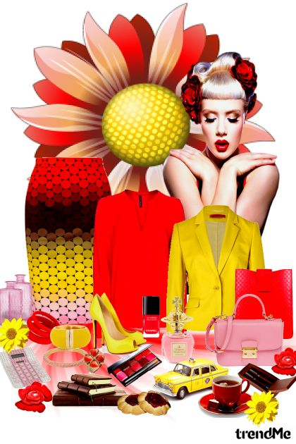 Bright Career from collection Spring/Summer 2012 by heartafloat