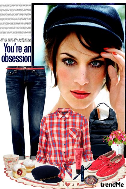 Casual Obsession dalla collezione Spring/Summer 2012 di heartafloat