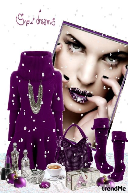 Snow Dreams dalla collezione Autumn/Winter 2012 di heartafloat
