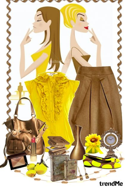 Tuesday from collection Spring/Summer 2012 by heartafloat