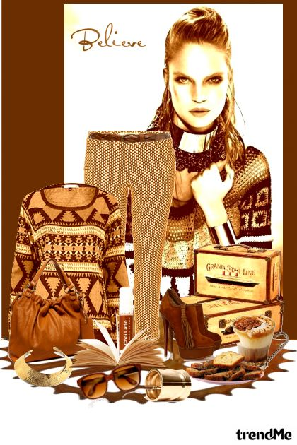 Just Believe De la colección Autumn/Winter 2012 por heartafloat