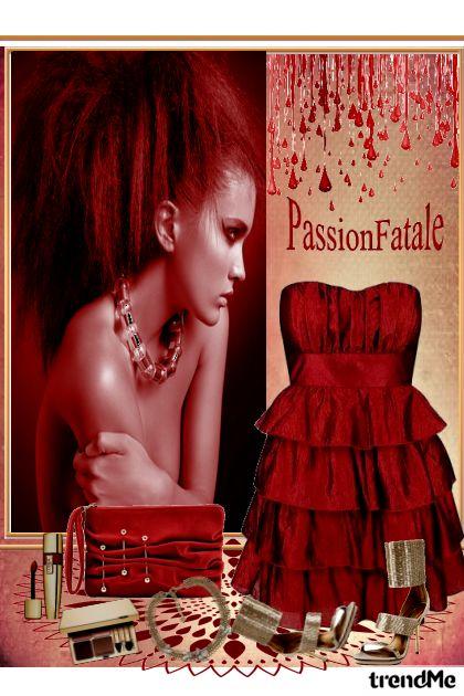 Passion Fatale z kolekcji Spring/Summer 2012 od heartafloat