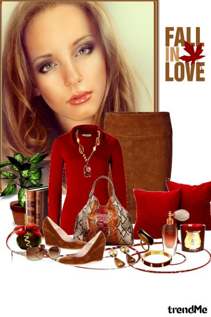 Fall In Love from collection Autumn/Winter 2012 by heartafloat