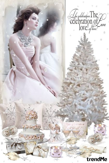 Christmas Wedding コレクション: Autumn/Winter 2012 by heartafloat