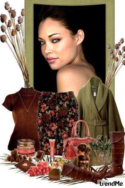 MONA De la colección Autumn/Winter 2012 por heartafloat