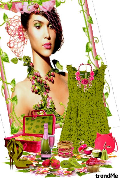 Vines da colecção Spring/Summer 2012 de heartafloat