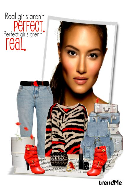 Real Girls da colecção Autumn/Winter 2012 de heartafloat