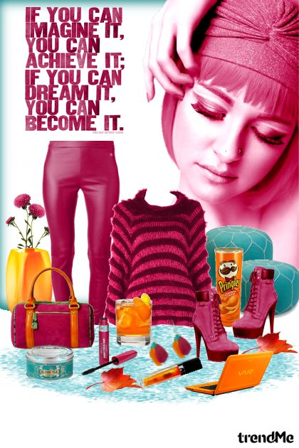 Imagine from collection Autumn/Winter 2012 by heartafloat