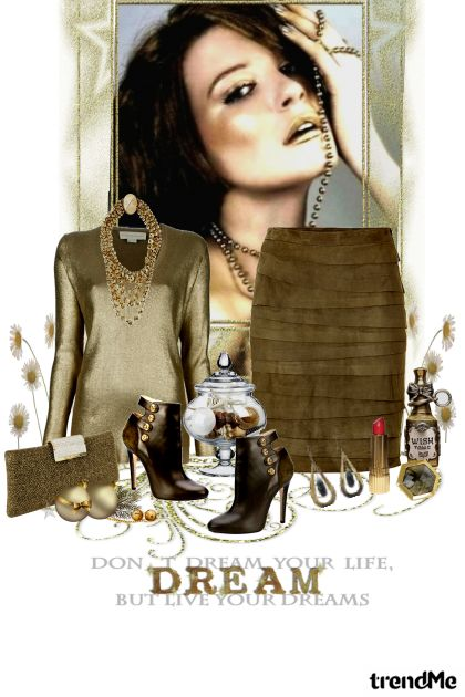 Live Your Dreams from collection Autumn/Winter 2012 by heartafloat
