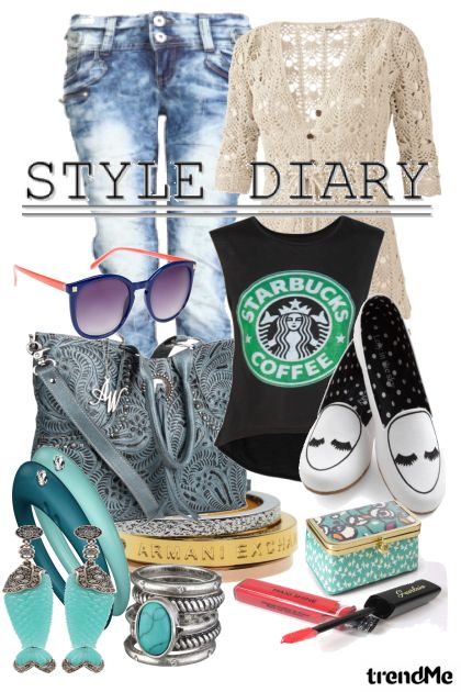 style Diary, by performance