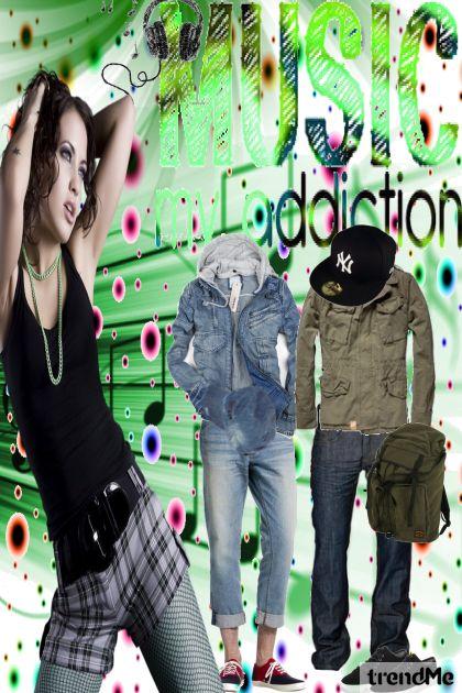 music and fashion