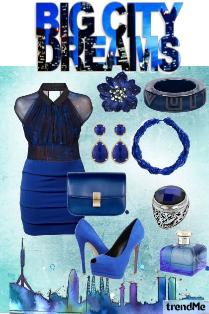 BLUE CITY DREAMS