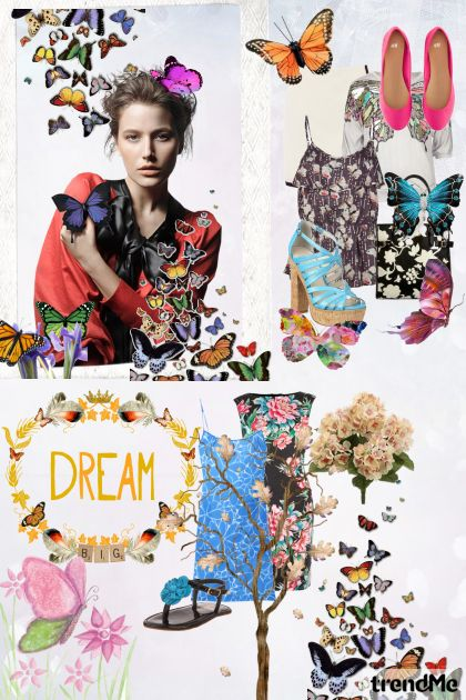 Butterfly inspiration!