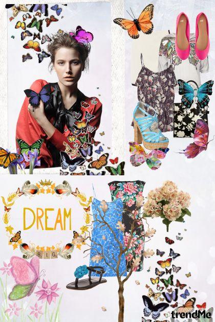 Butterfly inspiration!