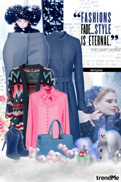Topla zimska elegancija from collection Ele by madlen2931