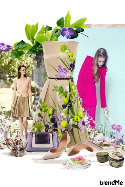 Šarena haljina....