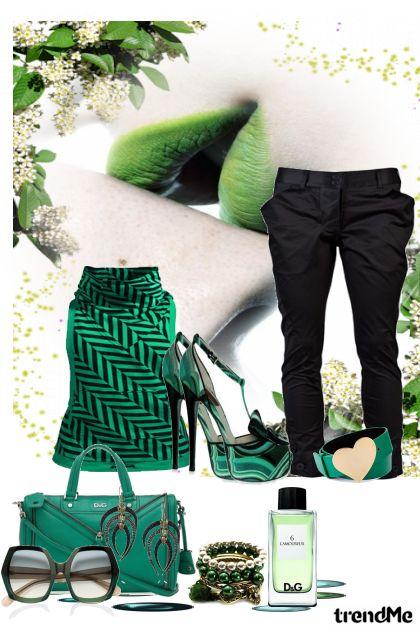 Zeleni poljub