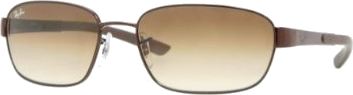 rb3430  Ray-Ban Sunglasses - Ray-Ban RB 3430 sunglasses Brown - $126.18 ...