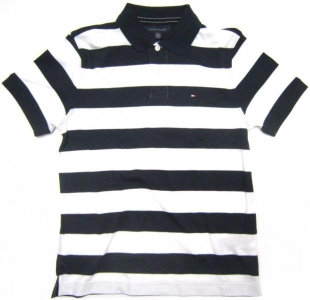 Tommy Hilfiger Striped Polo Shirt Tommy Hilfiger Shirts Tommy