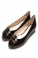 Clothes/footwear details ナインウエストNINEWESTフラットパンプス/NWALOHA(BLACK) (Pumps & Classic shoes)