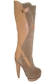 Clothes/footwear details Stork-Steps - Franz (Tan-Suede/Leather) (Boots)