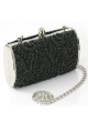Clothes/footwear details Unze-Bags - BG5332 (Black) (Hand bag)