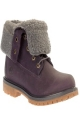Clothes/footwear details Timberland - Authentics Teddy Fleece Fold Down Boot 3828R (Purple) (Boots)