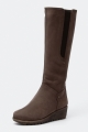 Clothes/footwear details The Flexx Will It Run Brown - Women Boots (Boots)