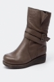 Clothes/footwear details The Flexx Charlie's Angels Tan - Women Boots (Boots)