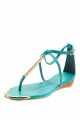 Clothes/footwear details Therapy San Paulo Aqua - Women Sandals (Sandals)