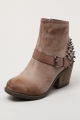 Clothes/footwear details Therapy Belvedere Neutrals - Women Boots (Boots)