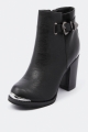 Clothes/footwear details Therapy Camelot Black - Women Boots (Boots)