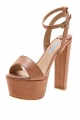 Clothes/footwear details Tony Bianco Sambuca Tan - Women Sandals (Sandals)