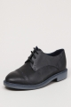 Clothes/footwear details Vanishing Elephant Basic Derby Blue - Men Shoes (Shoes)