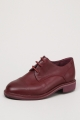 Clothes/footwear details Vanishing Elephant Basic Derby Red - Men Shoes (Shoes)