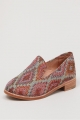 Clothes/footwear details Vanishing Elephant The Loafer Red - Women Shoes (Shoes)