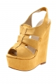 Clothes/footwear details Verali Penny Yellow - Women Sandals (Sandals)