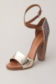 Clothes/footwear details Vicenza Tanisha Dourado - Women Sandals (Sandals)