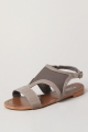 Clothes/footwear details Walnut Melbourne Ash Mushroom - Women Sandals (Sandals)