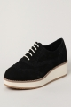 Clothes/footwear details Windsor Smith Nice Black Nubuck - Women Shoes (Shoes)