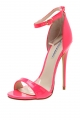 Clothes/footwear details Windsor Smith Milan Pink Fluro - Women Sandals (Sandals)
