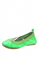 Clothes/footwear details Yosi Samra Fluro Lime - Women Shoes (Shoes)