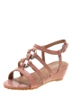 Clothes/footwear details Zensu Arabella Dusty Pink - Women Sandals (Sandals)