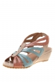 Clothes/footwear details Zensu Abigail Dusty Pink Multi - Women Sandals (Sandals)