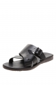 Clothes/footwear details Zeus Oliver Nero - Men Sandals (Sandals)