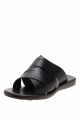 Clothes/footwear details Zeus Sebastian Black - Men Sandals (Sandals)