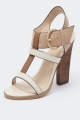 Clothes/footwear details RMK Crystal Champagne - Women Sandals (Sandals)