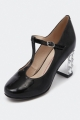 Clothes/footwear details Mollini Nanca Black  - Women Shoes (Classic shoes & Pumps)