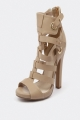 Clothes/footwear details Alias Mae Immy Natural - Women Sandals (Platforms)